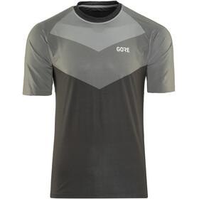 GORE WEAR C5 Trail Short Sleeve Jersey Men terra grey